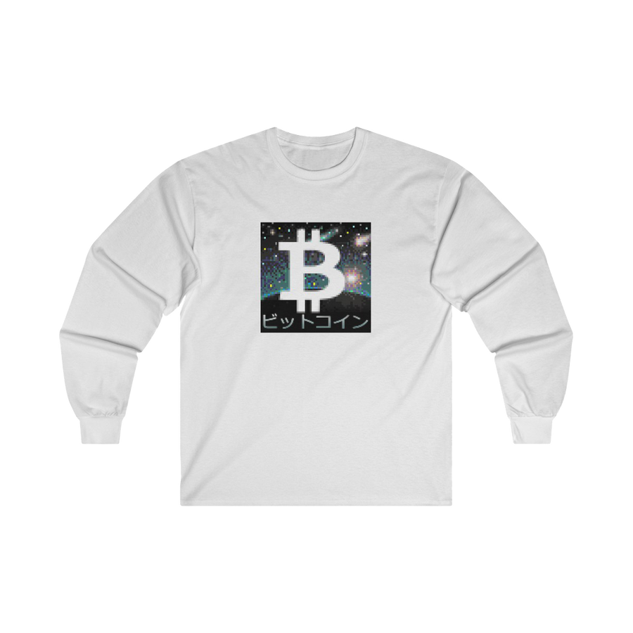 Image of Bitscape Long Sleeve Tee