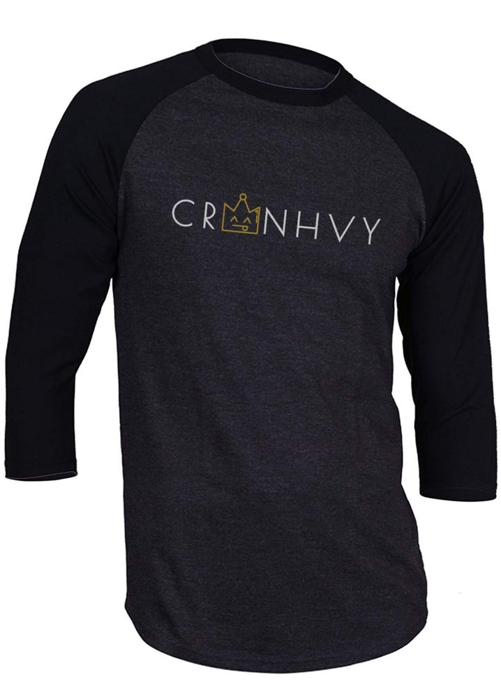 Image of CRWNHVY Baseball Tee
