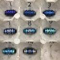 Anodized Titanium Hole Jumbo Bead
