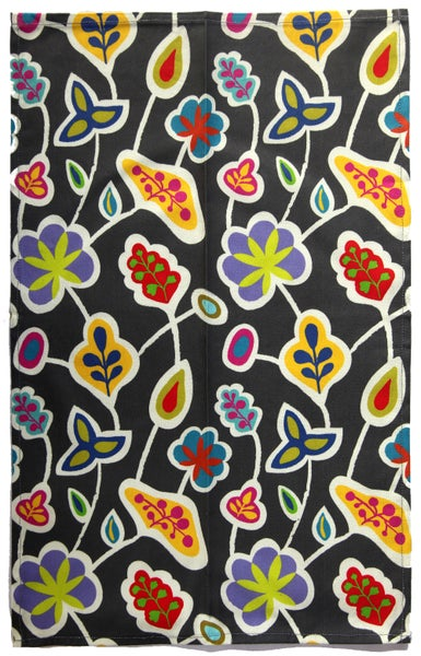 Image of Jaipur Grey Tea Towel - FREE SHIPPING