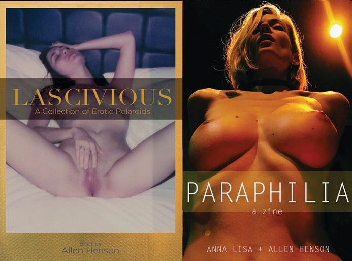 Image of The Zines, LASCIVIOUS + PARAPHILIA