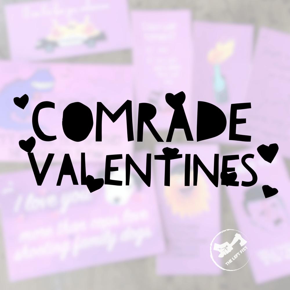 Image of Comrade Valentines