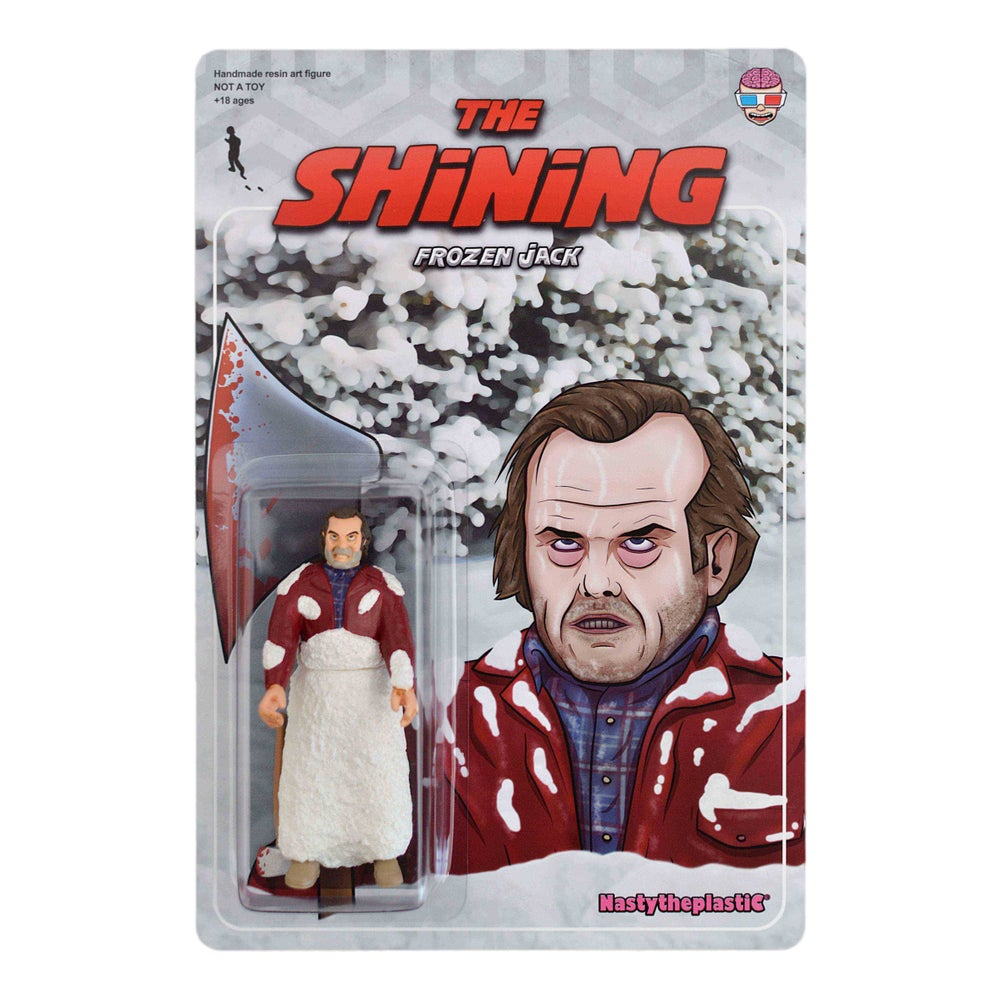 Image of THE SHINING - Frozen Jack