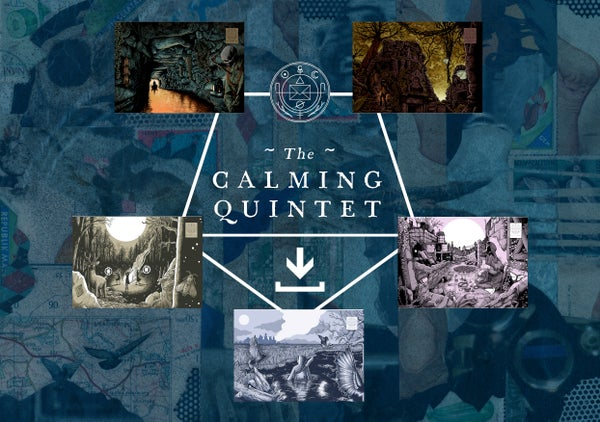 Image of The Calming Quintet | Cryptogram Curated Sets
