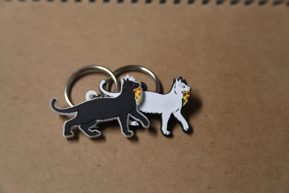 Image of Goodcat Keychain
