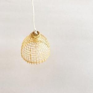 Image of Rattan Hanging Pendant