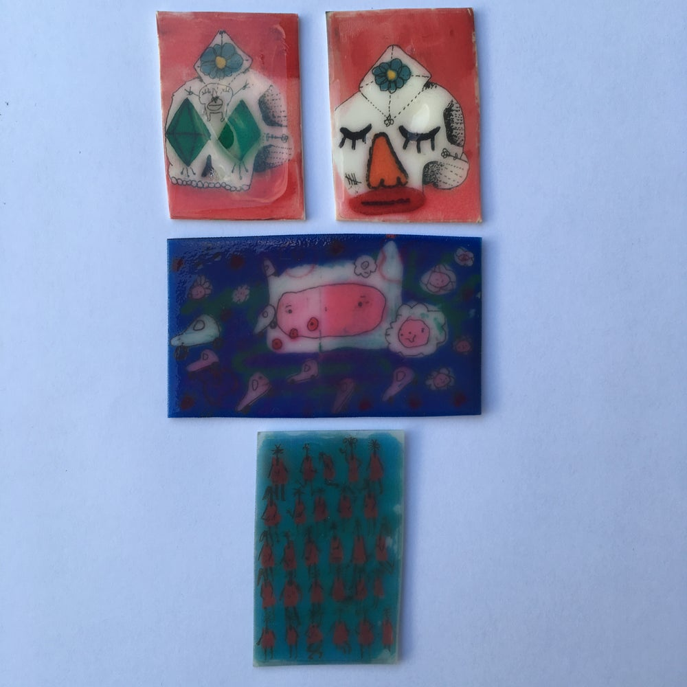 Image of XL Pin Pack #3