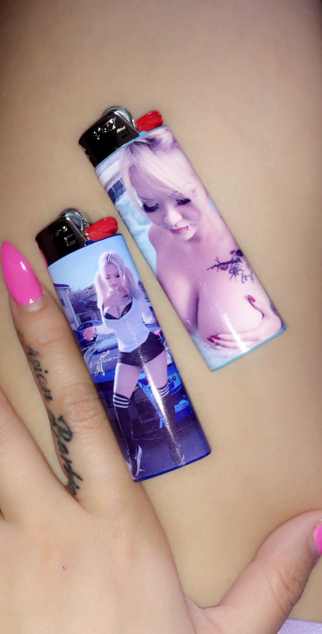 Image of Barbie lighter