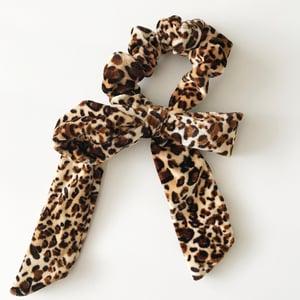 Image of Valentine's Velvet Scrunchie Bows