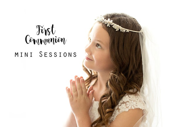 Image of First Communion Mini sessions