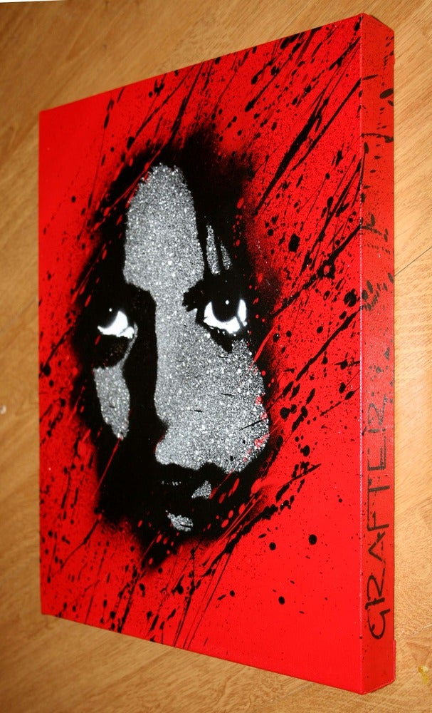 Image of 'Lola' - Mini Canvas