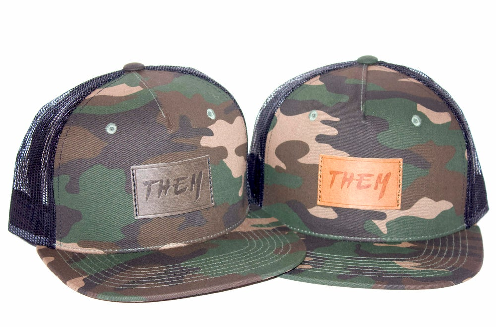 Image of THEM - Trucker Hat