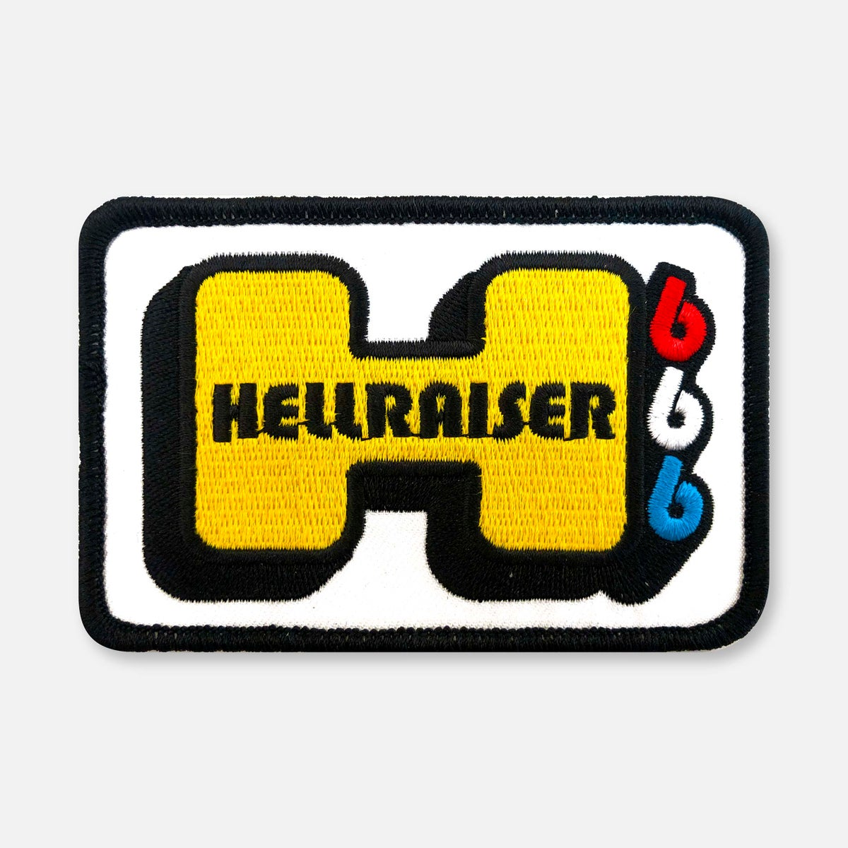 Image of HELLRAISER PATCH