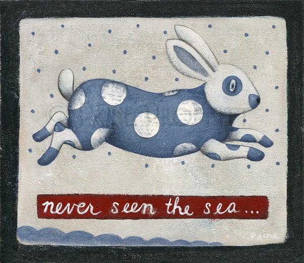 Image of Never Seen The Sea