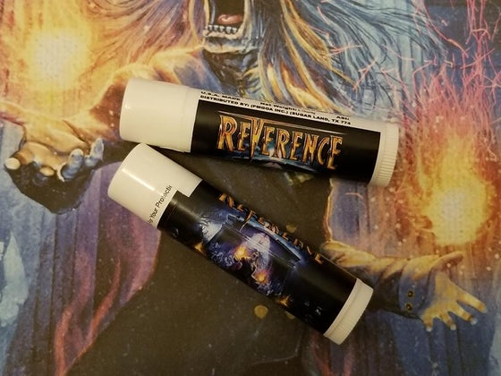 Image of Reverence 'Vengeance Is...LIVE' Chapstick