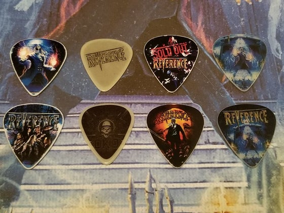Image of Vengeance Is...LIVE Assorted Guitar Picks