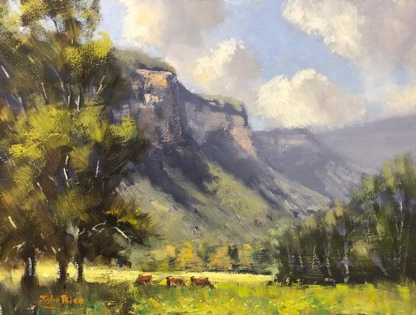 Image of Deep In The Valley, Glen Davis