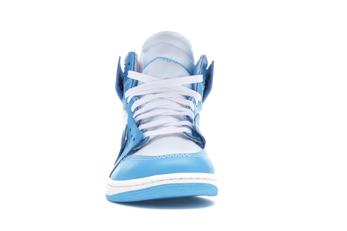 designer fashion 9feb7 60310 Jordan 1 Retro Off White-UNC