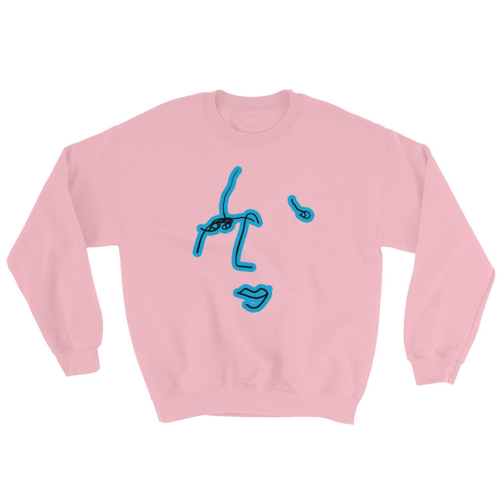 Image of Commonalty Sweatshirt Pink