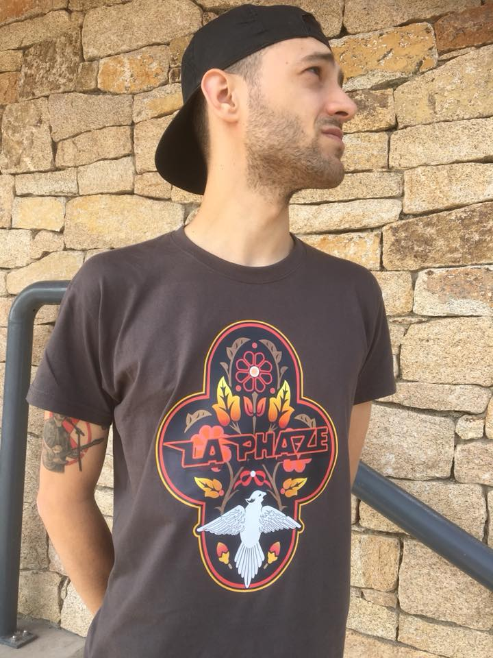 "Image of T-Shirt ""Phoenix"" NEW"