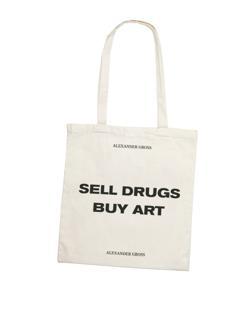 Image of ART DEALER TOTE BAG