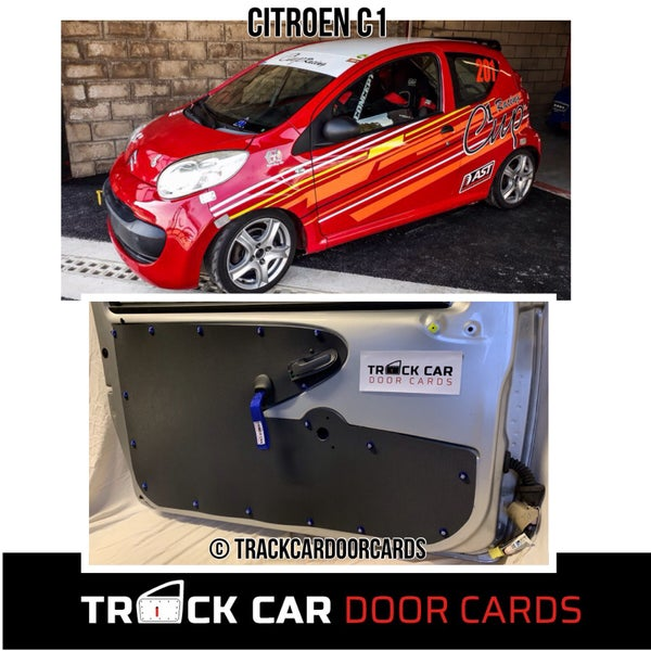 Image of Citroen C1 full door card