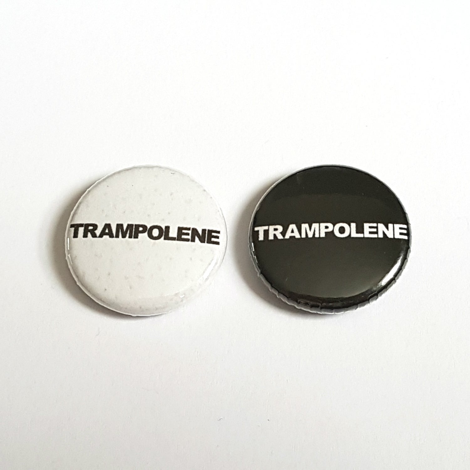 Image of TRAMPOLENE logo badge