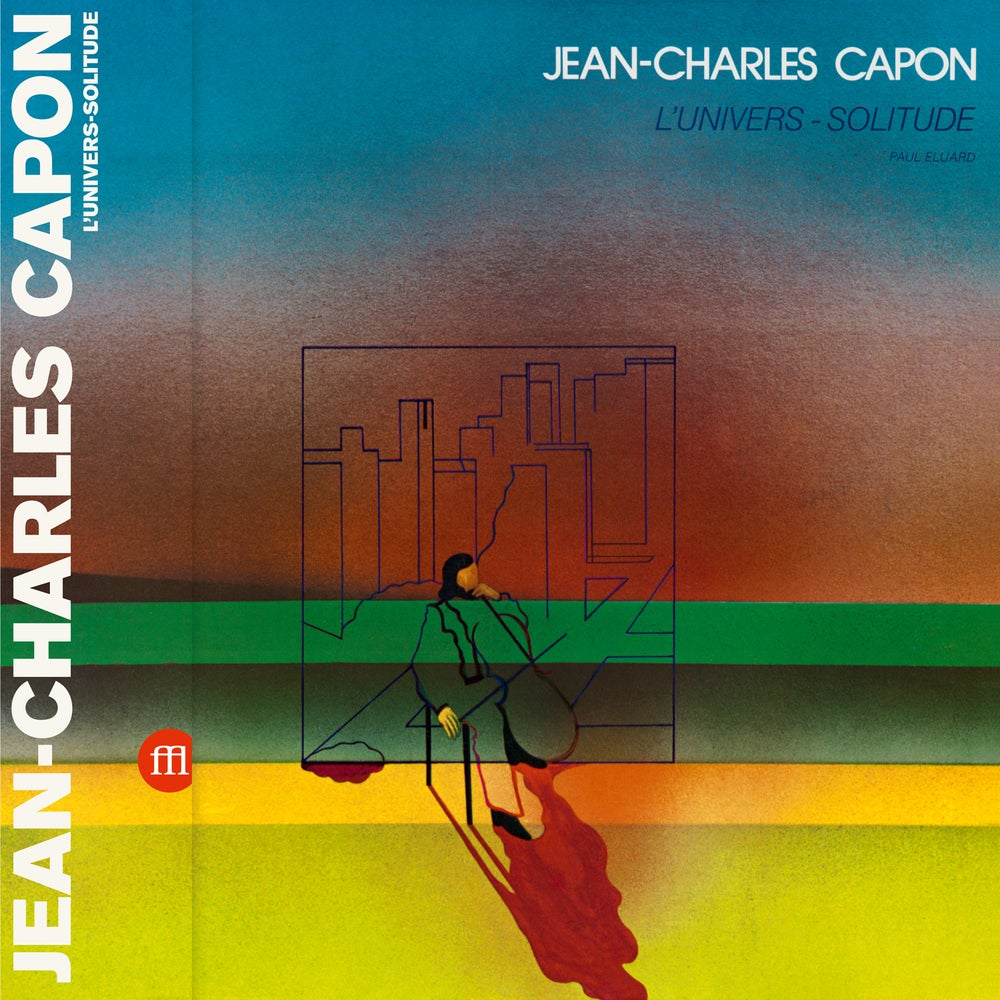 Image of Jean-Charles Capon - L'univers solitude (FFL046)