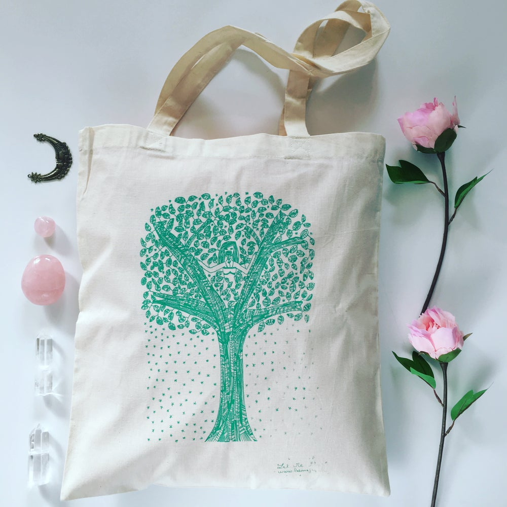 Image of Tote Bag *Nature Lover*