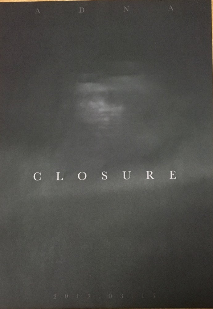Image of Adna - Closure (Poster)