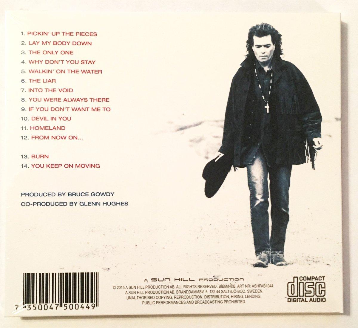 Image of Glenn Hughes - From Now On.. CD