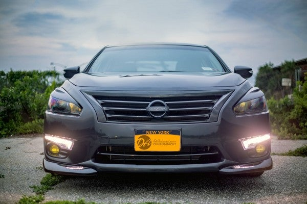 Image of (L33) Stillen 13-15 Nissan Altima Front Lip Spoiler (All trim)