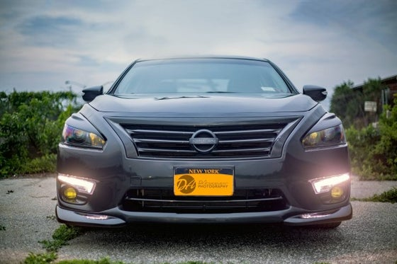 Image of (L33) Stillen 13-15 Nissan Altima Front Lip Spoiler (All trim)