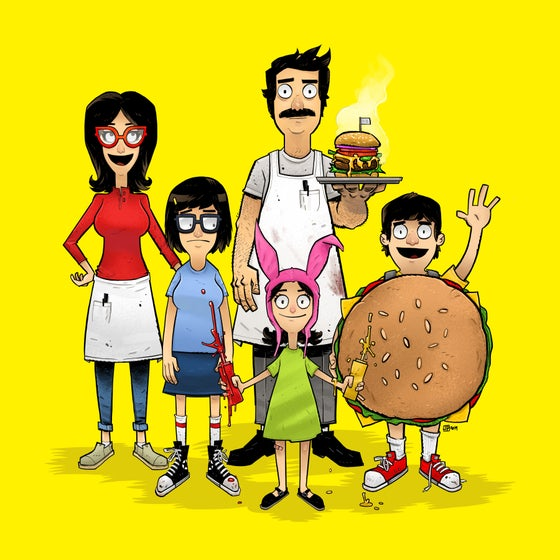 Image of Belcher Family Portrait