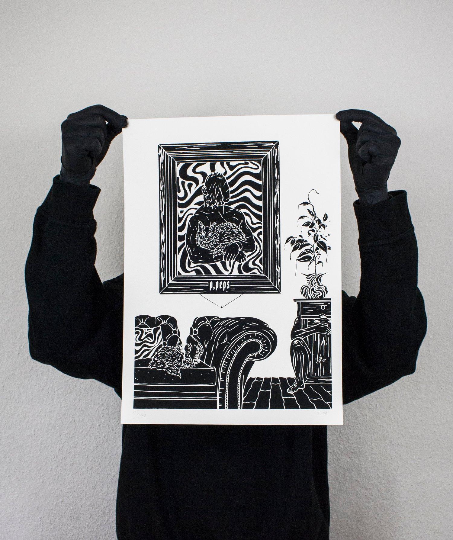 Image of Black & Weird No.2
