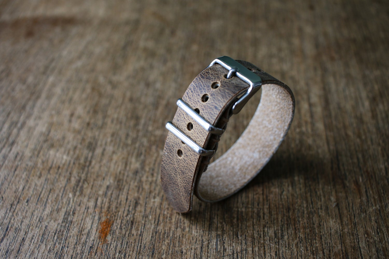 Image of One Piece Watch Strap in Folklore Vintage