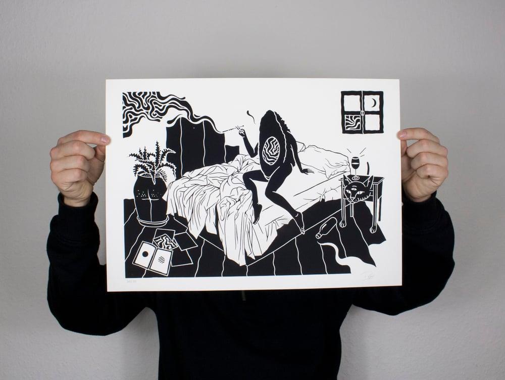 Image of Black & Weird No.3