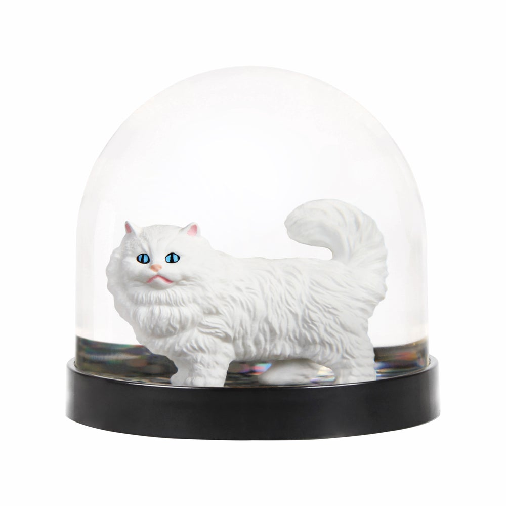 Image of BOULE À NEIGE CHAT, &KLEVERING