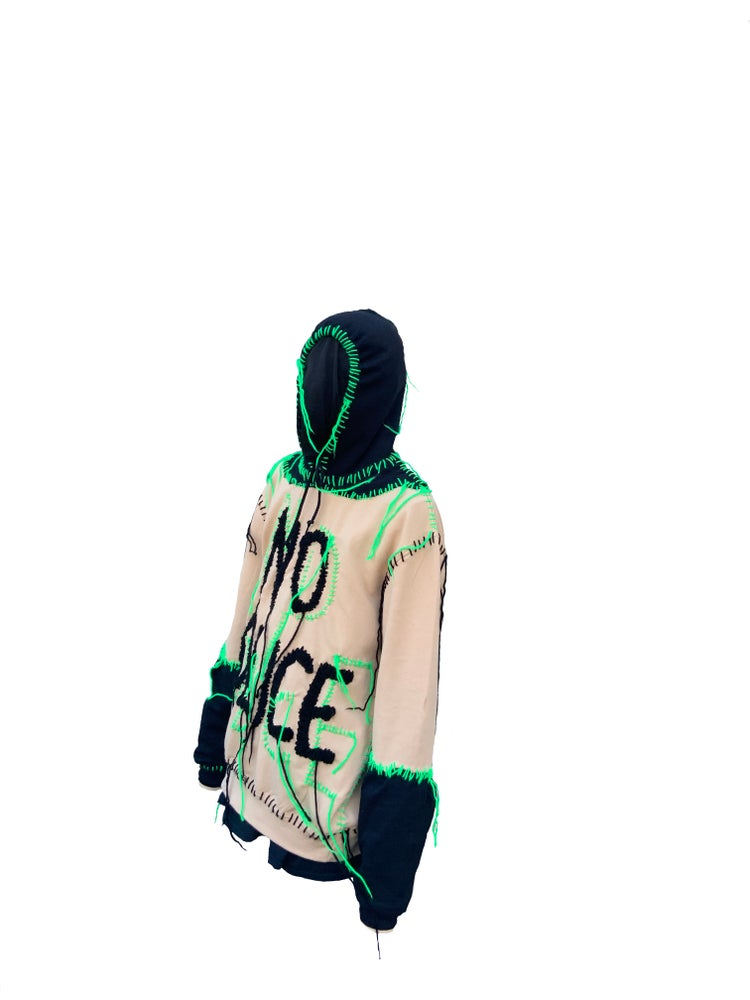 Image of NO POLICE HOODIE SPECIAL EDITION