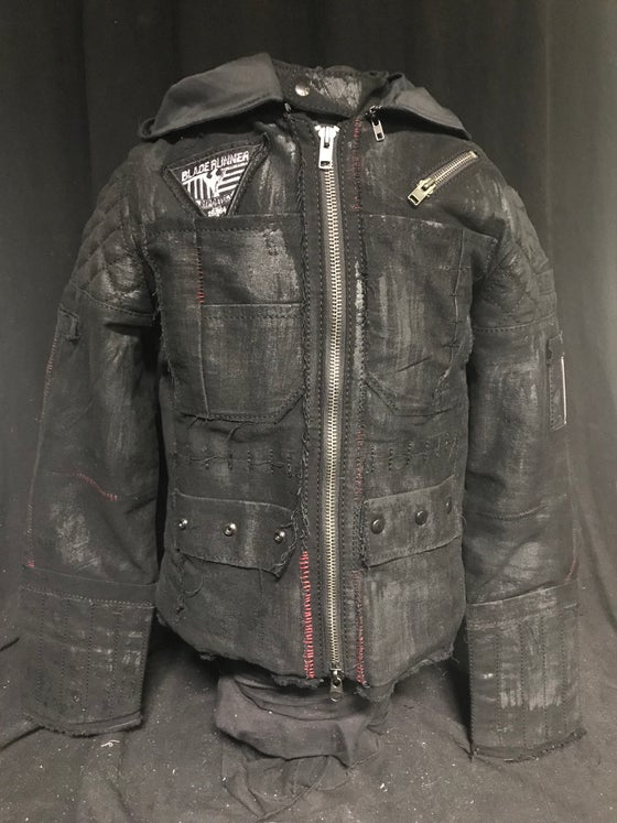 Image of Denim Troublemaker/Bladerunner Jacket