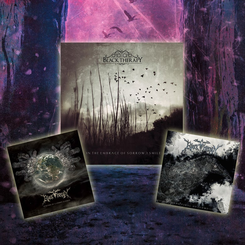 Image of Discography *choose your album*