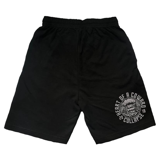 Image of Collapse Cotton Shorts