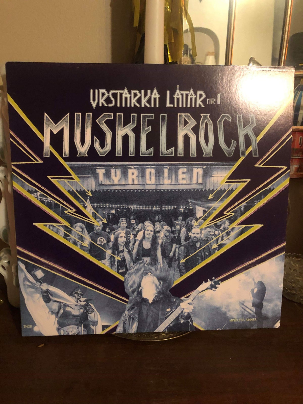 Image of Muskelrock Full Length Comp