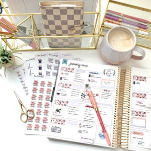 Image of Boss Babe Planner Icons
