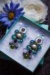 Glory Earrings - Edition pearl - Velvet Kiss