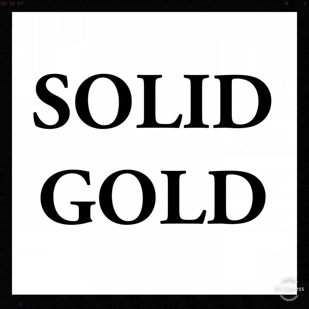 Image of SOLID GOLD