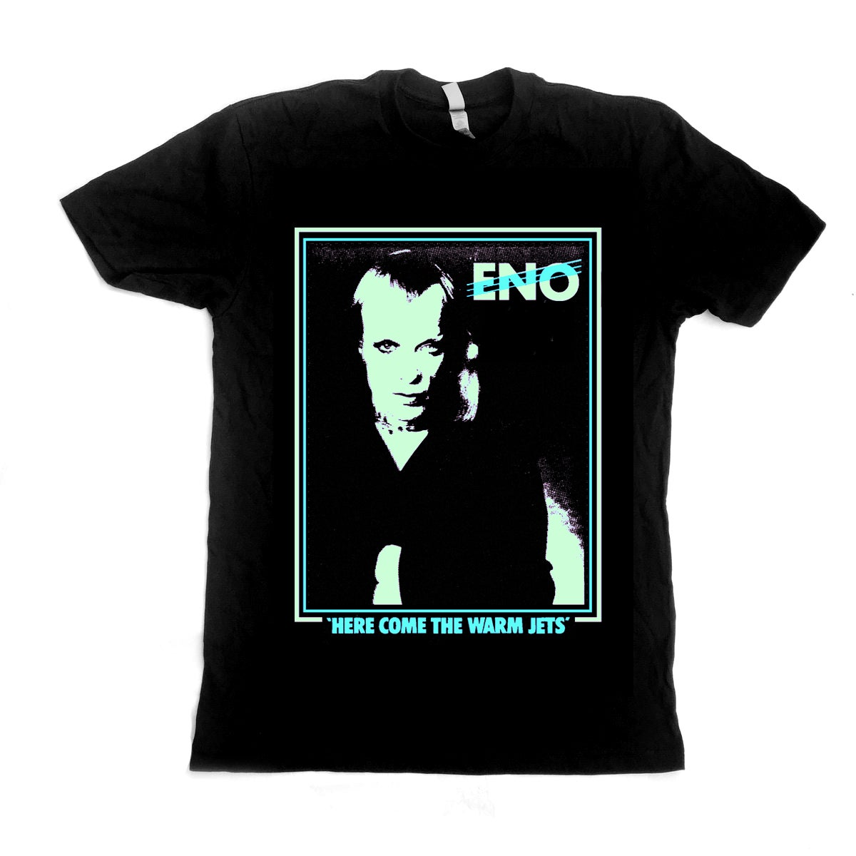 """Image of Brian Eno """"Warm Jets"""" Tribute"""