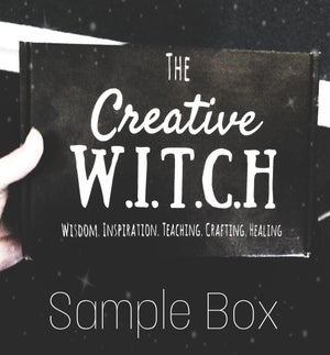Image of The Creative WITCH Mystery Sample Box