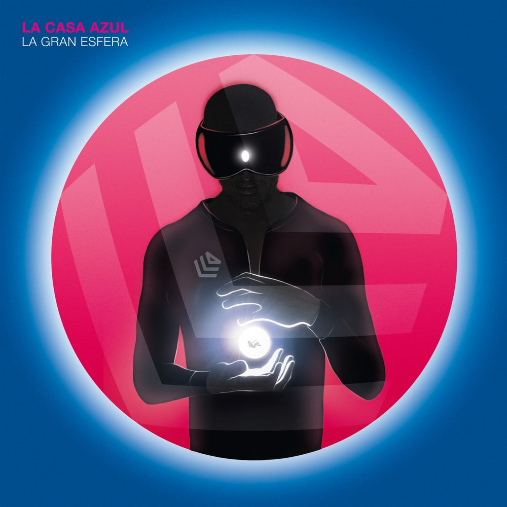 "Image of LA CASA AZUL - La Gran Esfera (Limited 12"" Magenta LP / CD)"