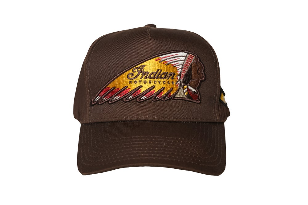 Image of Indian Trucker Hat